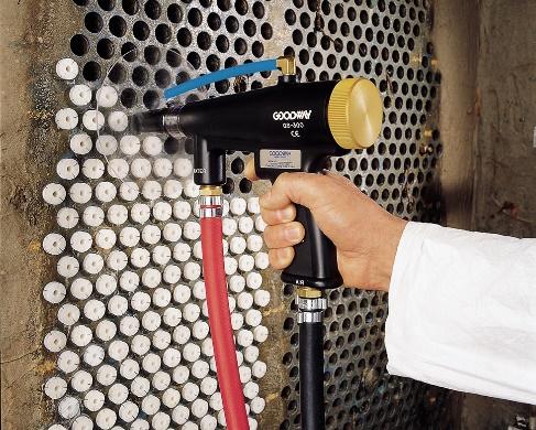 Kondenser ve Soğutma Kuleleri <br> Kimyasal Temizlik Hizmetleri